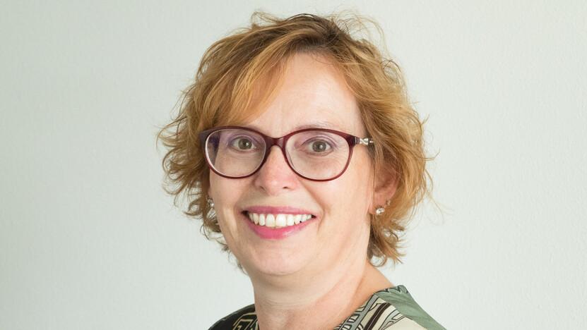 Customer service employee - Corina Hendriks